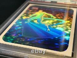1990 Marvel Universe Silver Surfer Hologram PSA 9 VERY RARE Ex Tough Grade