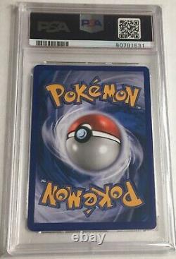 2007 Pokemon VERY RARE POP Series 6 Promo PSA 8 Pikachu Holo #9 FRESHLY GRADED