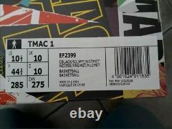 £225.00 Very Rare Collector Grade Adidas TMAC-1 Nick Fury Avengers Size 10 UK