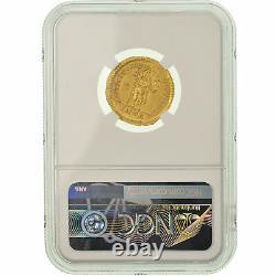 #900390 Coin, Magnus Maximus, Solidus, 383-388 AD, Trier, Very rare, graded