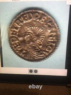Aethelred ii penny Exeter Mint Very Rare High Grade Quite Fabulous