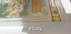 Animal Crossing Switch VGA Graded 95 MINT! GOLD GRADE! Very Rare