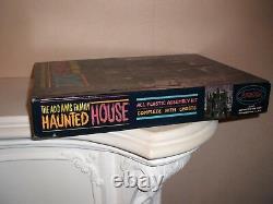Aurora Addams Family Haunted House Model Unmade High Grade Us Box Very Rare
