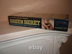 Aurora Green Beret Model Kit Factory Sealed High Grade USA Box Very Rare