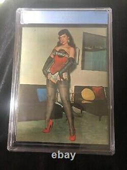 Bettie Page Magazine. Very Rare And Desirable Focus on 1963. High grade
