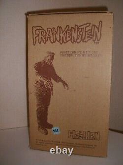 Billiken Frankenstein Vinyl Model Kit Unmade In High Grade Box Very Rare