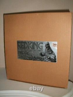 Billiken Red King Vinyl Model Kit Factory Sealed Parts High Grade Box Very Rare