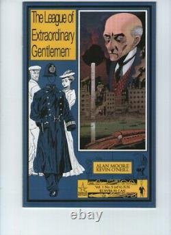 CGC Graded 9.8 Comic DC League Extraordinary Gentlemen 5 Recalled Very Rare Hot