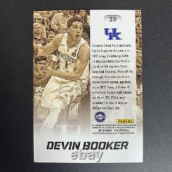 DEVIN BOOKER ROOKIE 2015 PANINI NATIONAL CRACKED ICE #ed/25 VERY RARE