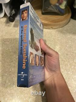 Eternal Sunshine of the Spotless Mind VHS SEALED Very RARE Get It Graded