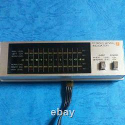 Fujitsu TEN power level indicator tested pre owned very rare from japan f/s