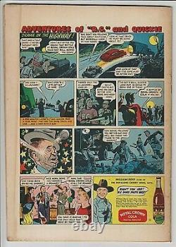 Green Lantern Comics # 27 F/VF 7.0 VERY RARE in High Grade! Intro Sky Pirate WOW