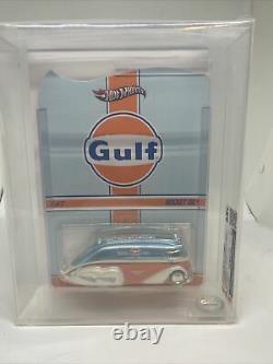 Hot Wheels Rocket Oil Red Line Club Gulf, Graded 85 +, 524/4500 Very Rare Graded