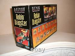 Kenner Batman Animated Robin Dragster Factory Sealed High Grade Very Rare