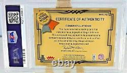 Magic Johnson Autograph 2013-14 Fleer Retro Autographics Psa 9/10 Very Rare