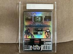 Metroid Prime 2 Echoes (GameCube, 2004) VGA Graded 85 (Very Rare)