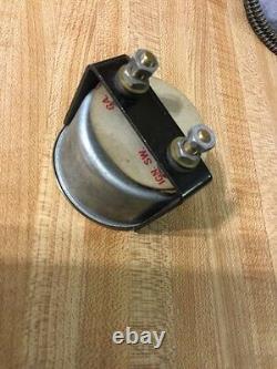 Nos Us Gas Gasoline Level Gauge Very Rare Prewar Race Car Dash Instrument Old