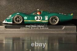 Nsr 1053 P68 Ltd British Ed #33 Sw Shark 20k Collector Grade Very Rare