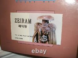 Phantom Models Zeiram Model Factory Sealed Parts High Grade Box Very Rare
