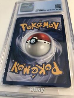 Pokemon Haunter Blue Stain Error Graded Very Rare Holo Foil Psa Cgc 6.5 1999 Vtg