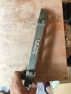 Precision Machinist Straight Edge 320mm GRADE-1 bridge VERY RARE USSR Top Grade