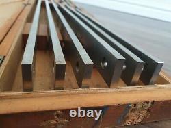 Precision Metric Gauge Block 50mm-1000mm Grade 1 Top Grade! VERY RARE USSR