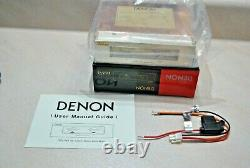 Rare New In Box Old School Denon Dsv-1 Volume Level Meter Very Cool Looking