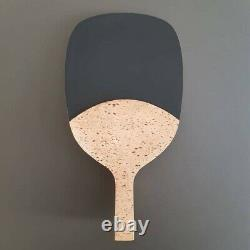 Salix Ryu Seung Min R Grade Japanese Penhold Table Tennis Blade VERY RARE