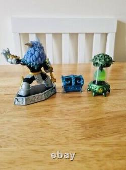 Skylanders Imaginators Wild Storm Cursed Tiki Temple Level Pack VERY RARE