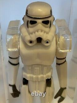 Star Wars 1977 Stormtrooper Graded APG 90 NM+/MT (VERY RARE)
