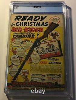 Superman 14 DC Comics 1942 CGC graded 5.5 FN Minus
