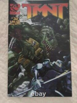 TMNT v4 32 NM/M VERY HIGH GRADE very rare book only 1,000 copies ever printed