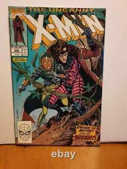 Uncanny X-men 266 Very High Grade Near Mint 1st Gambit Rare