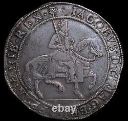 Very Rare High Grade Scotland, James VI Sixty Shillings
