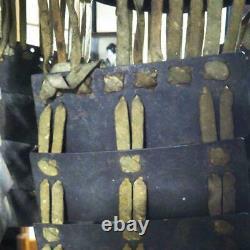Very rare Mid to late Muromachi period, armor, Japanese Antique, Museum grade